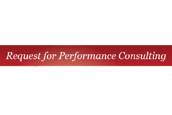 Request for Performance Consulting